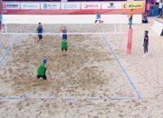 Пляжный волейболист Денис Шекунов вышел в плей-офф чемпионата мира