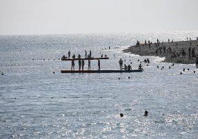 Температура воды в Черном море прогрелась до рекордных 26 °С