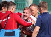 Футболист «Краснодара» Газинский получил травму
