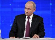 Путин пообещал проконтролировать ситуацию с вывозом мусора