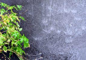 В Апшеронском районе из-за дождя подтопило дворы