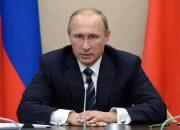 Стартовала «Прямая линия с Владимиром Путиным»