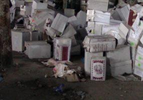 В Северском районе мужчина перевозил кустарный алкоголь на 1 млн рублей