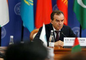 Кондратьев приветствовал участников совещания судей стран ШОС в Сочи