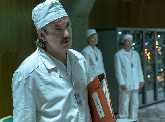 Сериал «Чернобыль» получил рекордный зрительский рейтинг