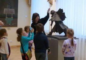 В краснодарском музее пройдет детский день «Искусство скульптуры»