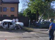 В Ейске два человека погибли в ДТП