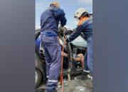 Под Геленджиком четырем пострадавшим в ДТП потребовалась помощь спасателей