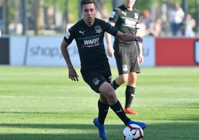 Полузащитник ФК «Краснодар-2» Текучев перейдет в «Чайку»