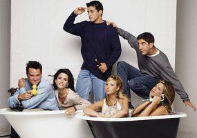Актриса Дженнифер Энистон намекнула на продолжение сериала «Друзья»