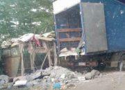 В Краснодаре водителя «газели» оштрафуют за свалку мусора