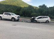 В Геленджике в ДТП пострадали четыре человека