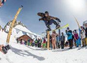 В горах Сочи в конце июня пройдут соревнования для лыжников и сноубордистов