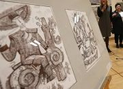 В Сочи на выставке представят копии алтайских и монгольских петроглифов