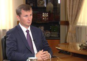 Интервью с заместителем губернатора Краснодарского края Андреем Коробкой