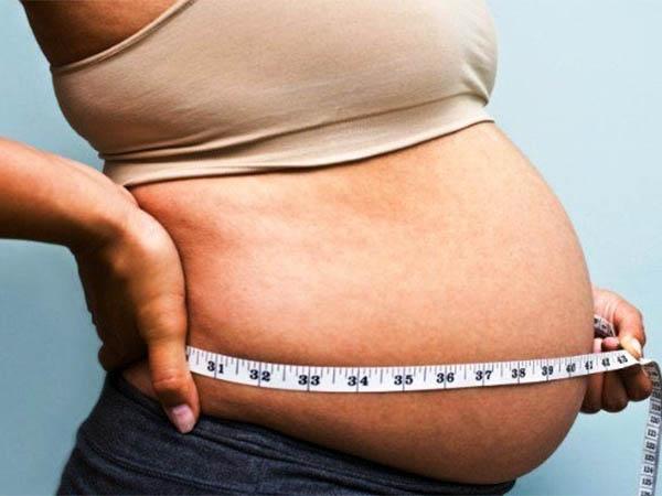 Женщины с избыточным весом повышают риск развития диабета у своих детей