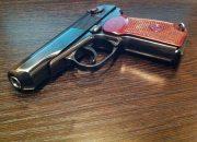 На Кубани на федеральной трассе в Крым в машине нашли пистолет с патронами