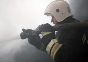 В Курганинском районе девочка спасла из пожара девятилетнюю сестру