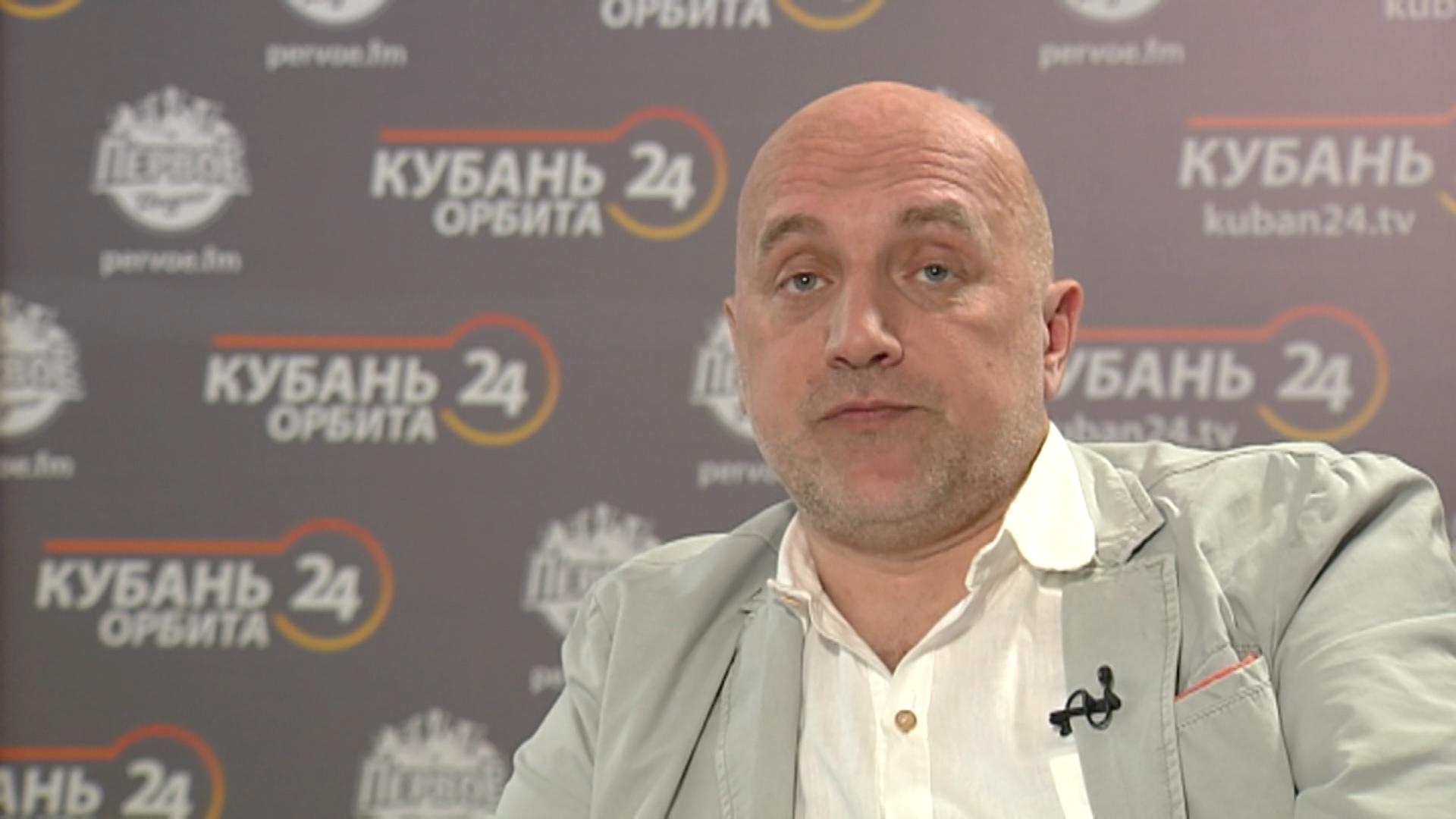 Писатель Захар Прилепин: воспроизвести еще одного Льва Толстого невозможно