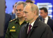 Путин посетил выставку достижений анапского технополиса «Эра»
