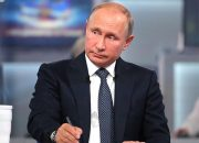 Путин поздравил россиян с Праздником плуга — Сабантуем