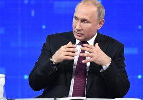 Путин объяснил высокие зарплаты чиновников