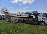 Стали известны подробности жесткой посадки легкомоторного самолета на Кубани