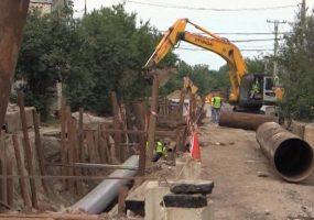 В Краснодаре приступили к ремонту и замене теплосетей на ТЭЦ