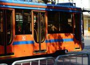 В Краснодаре на одну ночь изменят график движения трамваев № 2, 5 и 8