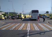 В Сочи при столкновении автобусов пострадали 26 человек
