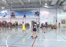 Как в Усть-Лабинске проходит этап Кубка губернатора по уличному баскетболу