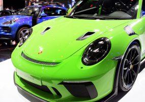 В Краснодарском крае на 12% упали продажи Porsche