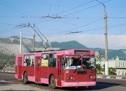 В Новороссийске выставили на аукцион троллейбус с пробегом более 1 млн км