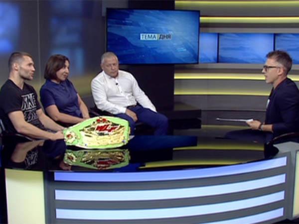 Владимир Ярченко: единоборство в крае эффективно развивается среди любителей