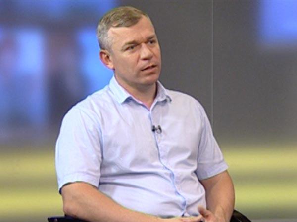 Вячеслав Никитин: мы будем развивать спортивные базы