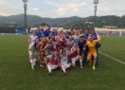 Футболистки «Кубаночки» заняли третье место на Всемирной летней Универсиаде