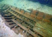 На Тамань для изучения древнего корабля прибыли французские исследователи