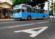 В Новороссийске на пять рублей подорожает проезд в троллейбусах