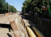 В центре Краснодара заменят более километра теплоцентрали