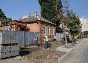 В Краснодаре благоустроят спуск к набережной по улице Советской