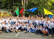 В Краснодарском лагере «Дубрава» стартовала смена КВН
