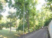 В Краснодаре благоустроят тропу здоровья возле Дворца спорта «Олимп»