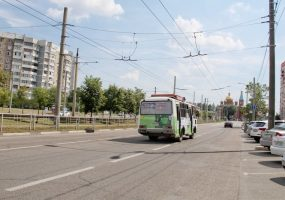 В Юбилейном микрорайоне Краснодара запустят выделенную полосу для автобусов