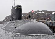 На подлодке «Новороссийск» завершили доковый этап ремонта