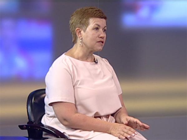 Руженна Гардымова: результаты ЕГЭ в крае выше среднероссийских