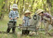 В горах Сочи открыли «Школу выживания»