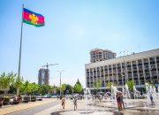 Первая половина недели на Кубани будет солнечной и жаркой