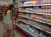 Натуральное молоко с 1 июля должно стоять на отдельных полках магазинов
