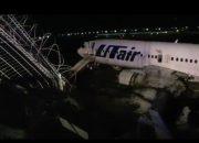 Следователи назвали причины выезда Boeing 737 за пределы ВПП в Сочи