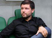 Тренер ФК «Краснодар» Мусаев год будет руководить командой с трибуны